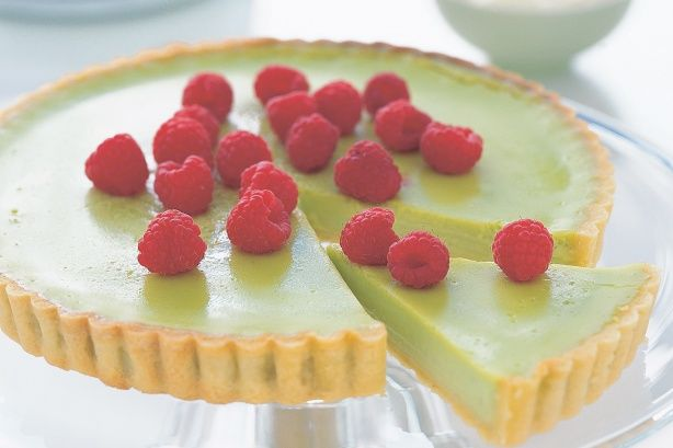 Lime tart | Glorious Food | Pinterest
