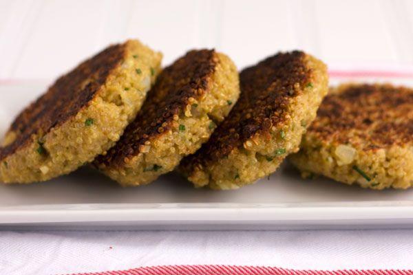 Quinoa Cakes | Recipe