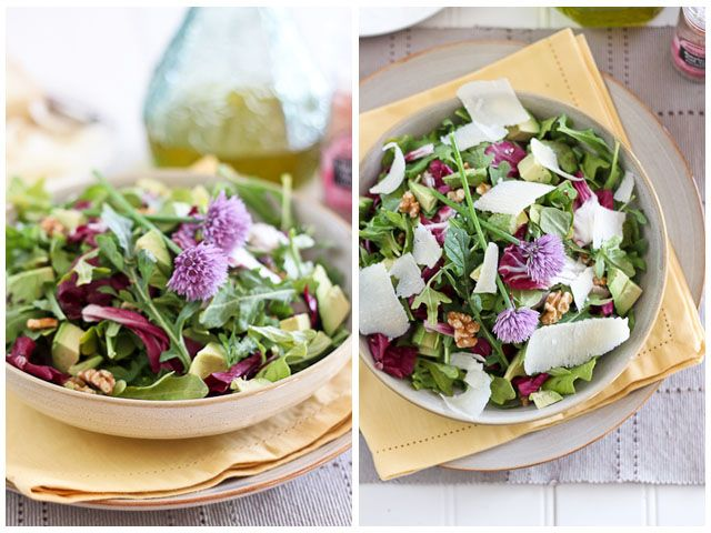 Simply Elegant Arugula Salad Recipe — Dishmaps