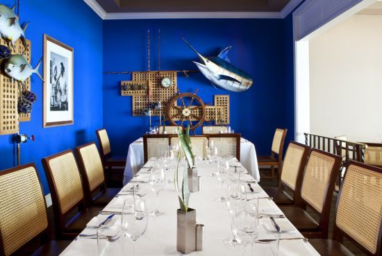 Latitudes Blue Room