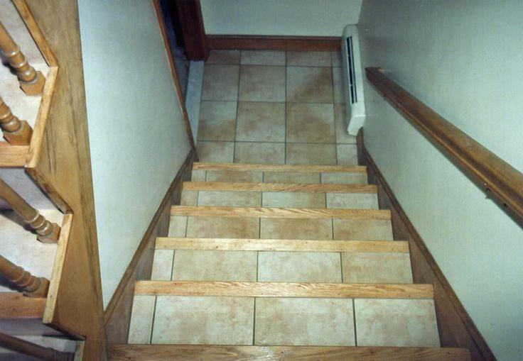 Stairs Ceramic Tile Advice Forums John Bridge Ceramic Tile