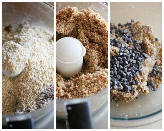 Paleo Recipes Homemade Chocolate Chip Cookie Dough Larabars ...