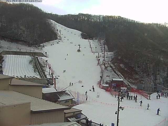 Ober gatlinburg ski resort january 2014 gatlinburg area for Www cabins of the smoky mountains com