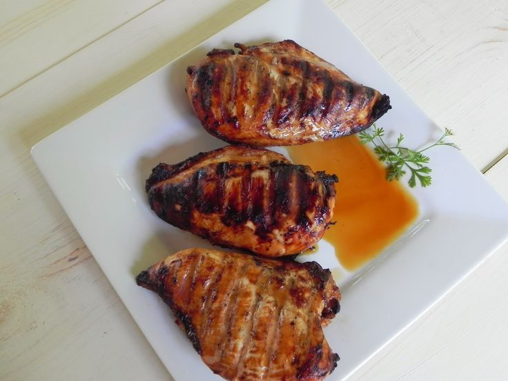 Grilled Asian Chicken | Favorite Recipes | Pinterest