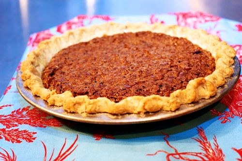 Pioneer Woman's Pecan Pie | Recipe