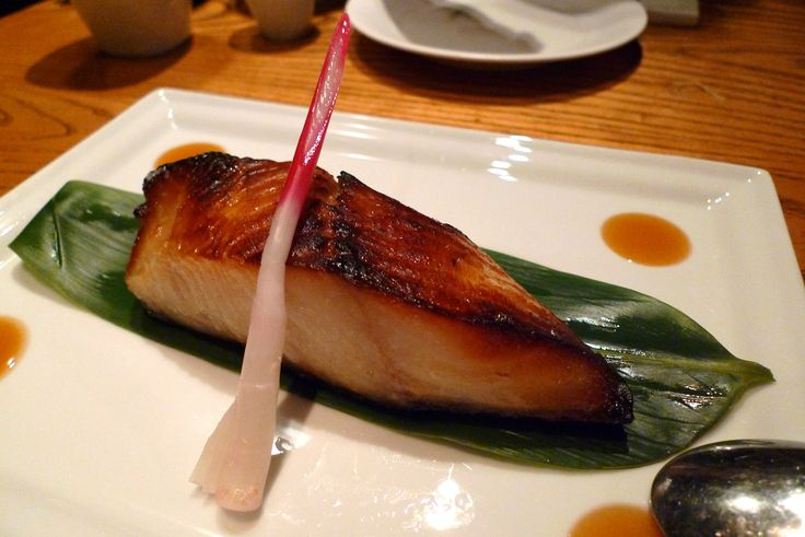 Yes.....Miso Black Cod | Food | Pinterest