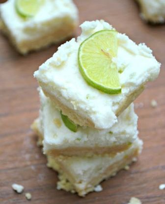 No-Bake Key Lime Meltaways - sweet, tart, melt-in-your-mouth goodness