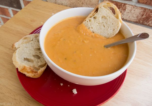 Sweet Potato Pepper Jack Soup | {food} | Pinterest