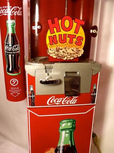 nut vending machine