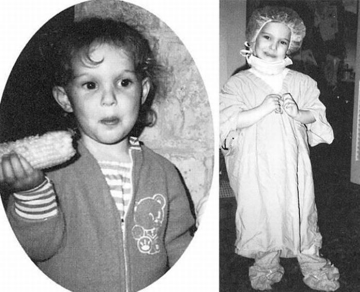 Натали Портман В Детстве Фото