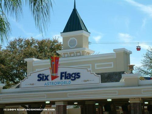 six flags days open