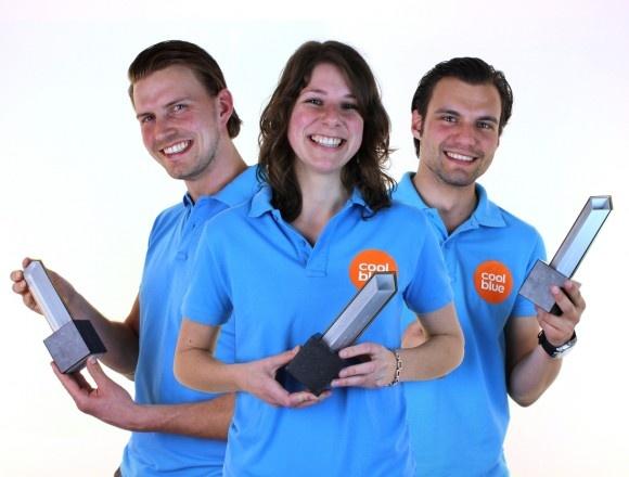 Coolblue opent alweer de 200e webshop Coolbluefanshop.nl