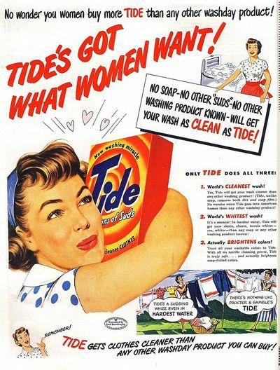 Oh, Tide!