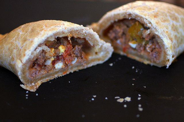 beef empanadas by smitten, via Flickr | Recipes to Try | Pinterest