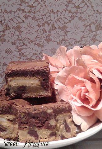 slutty brownie bites | food | Pinterest