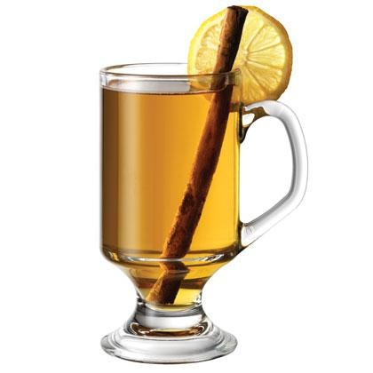 Honey, Honey Toddy With honey-infused bourbon and honey green tea in ...