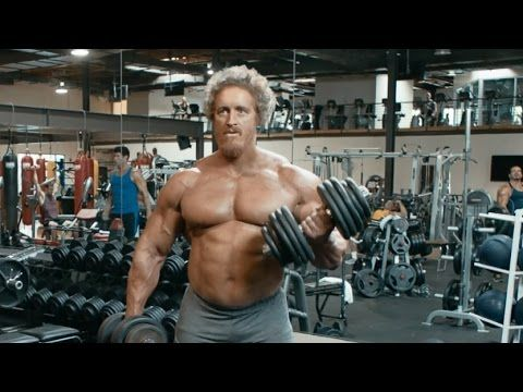 Gym tv commercial