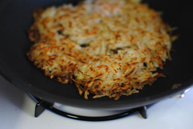 crispy hash browns | Love of food | Pinterest