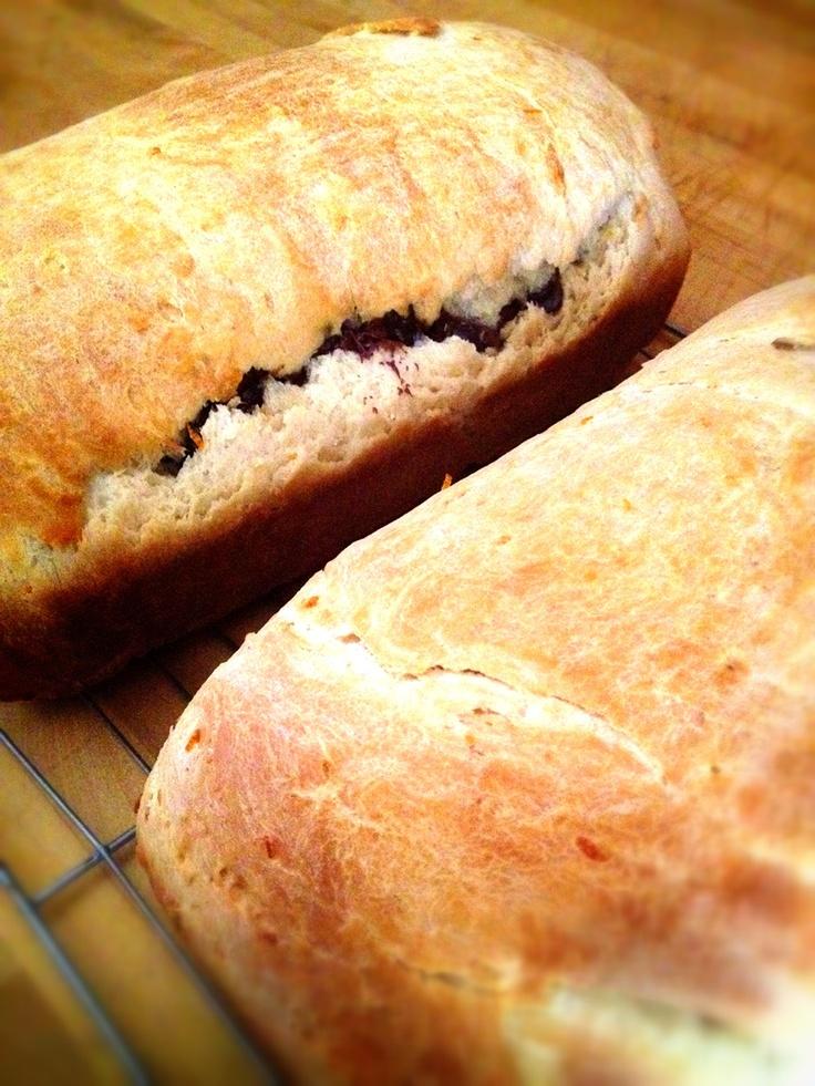 Orange chocolate bread | Breads | Pinterest