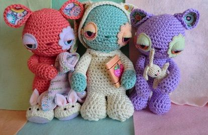 Blogs we love Inside Crochet crochet amigurumi Pinterest