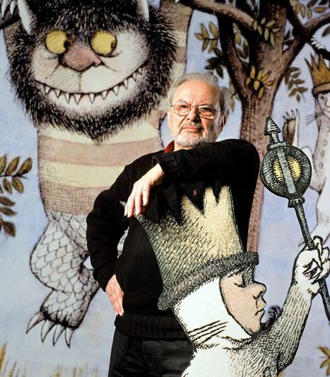 Maurice Sendak – Where The Wild Things Are [audible]