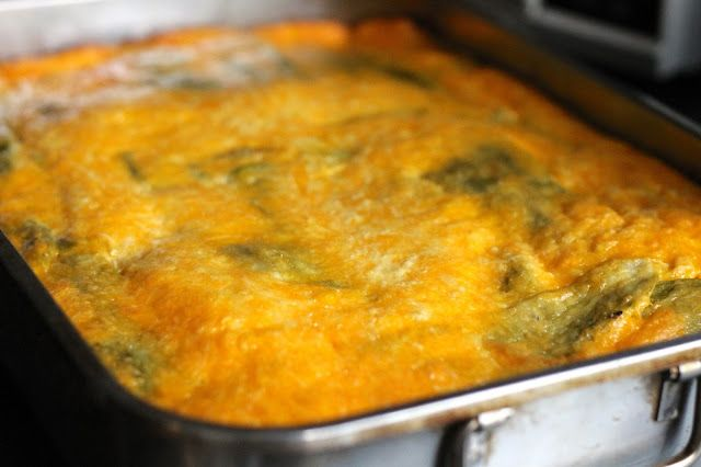 Chili Relleno Casserole | Food | Pinterest