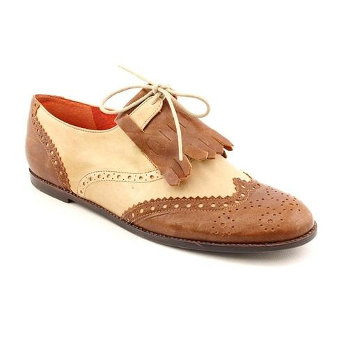 Steven Steve Madden Miltie Womens Brown Oxfords Shoes