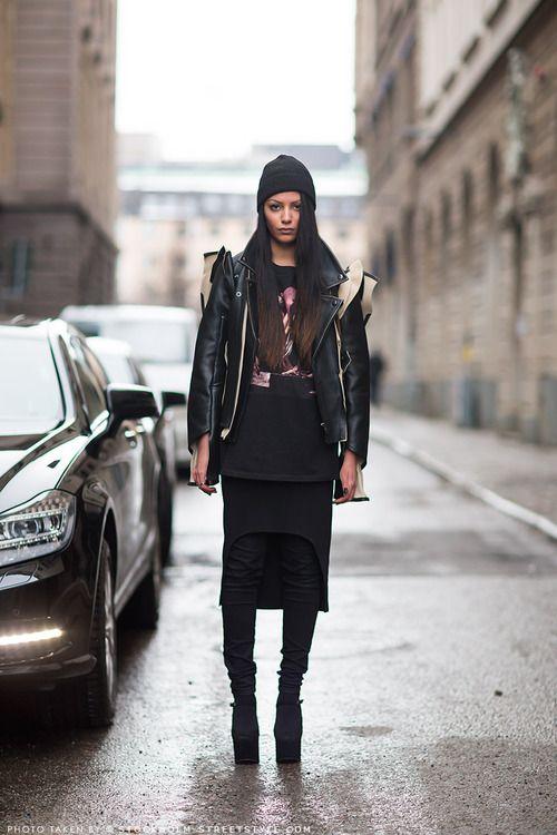 urban fashion   Fashionstreet couture high casual business din
