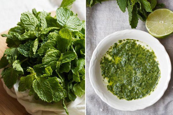 Herby Avocado Hummus | Recipes | Pinterest
