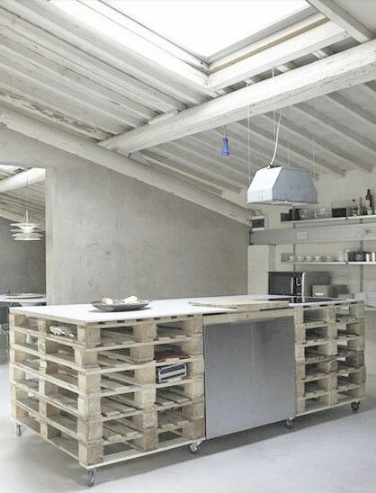 Cuisine industrielle histoire d 39 eau pinterest for Cuisine industrielle