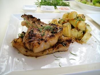 Steaks with Mediterranean Marinade | My Food!! | Pinterest