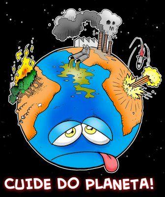 A ganância está matando o planeta! Não junte tesouro na terra! http://www.youtube.com/caminhodoeterno