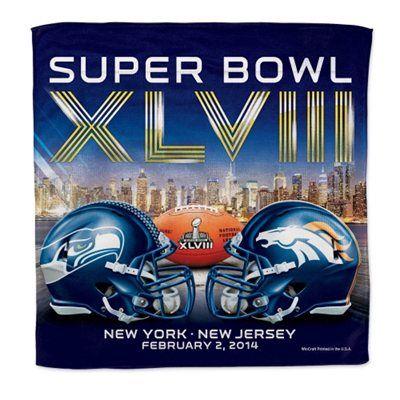 Seattle Seahawks vs Denver Broncos images | WinCraft Denver Broncos vs. Seattle Seahawks Super Bowl XLVIII Dueling ...