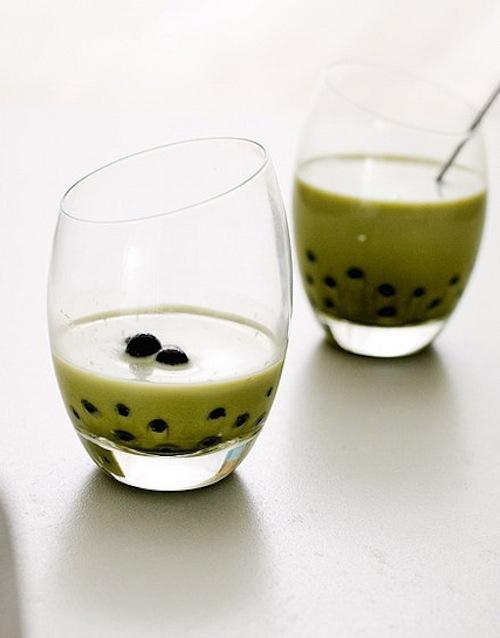 matcha bubble tea | Bubble tea | Pinterest