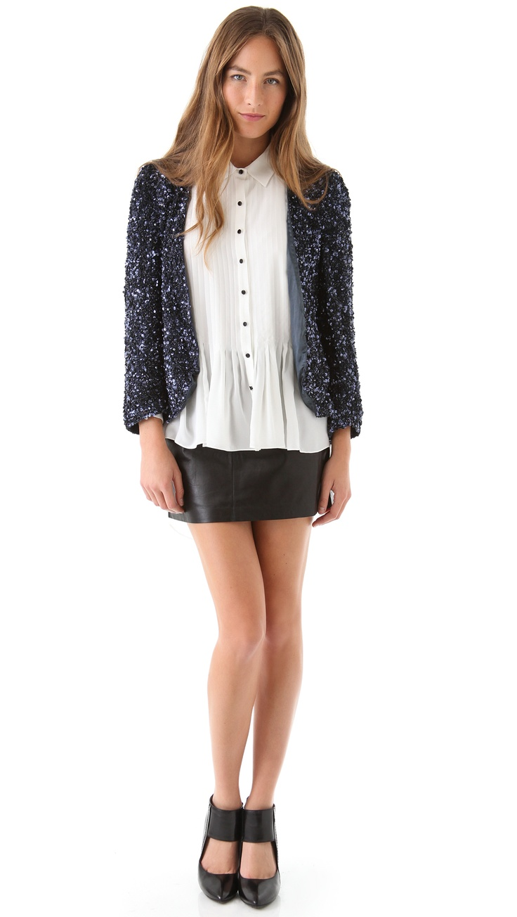 FIND OF THE DAY: PARKER BEADED JACKET