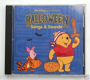 disney halloween sound effects