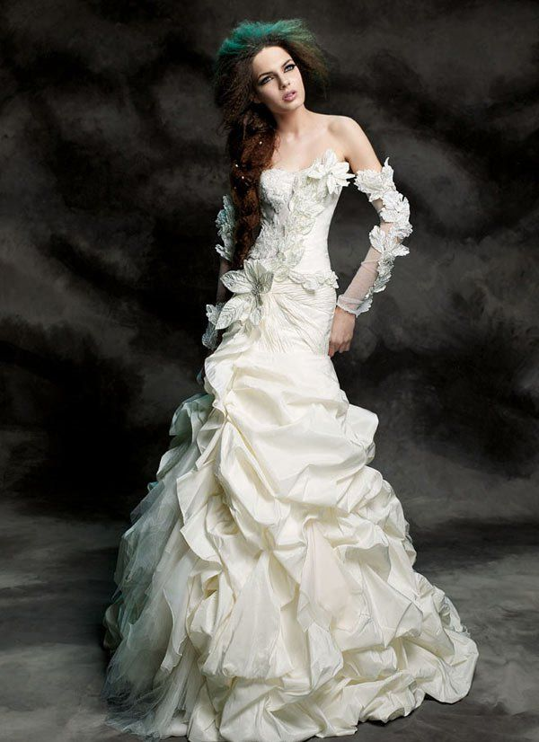 Extravagant Wedding Dress Wedding Dresses 2014 Pinterest