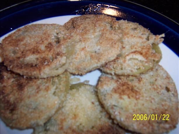 Really Easy and Good Fried Green Tomatoes | Recipe