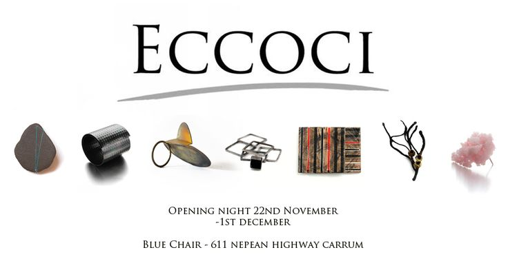 ECCOCI - at Blue Chair  - 22 Nov-1st Dec 2013