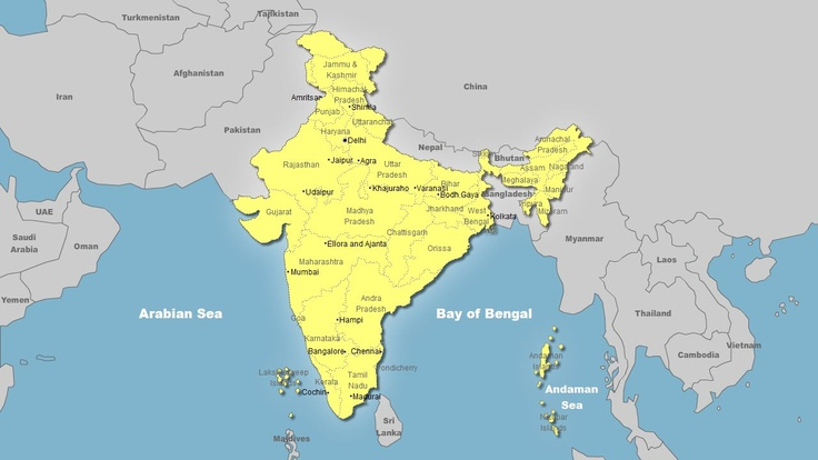 India World map Our hometowns Pinterest
