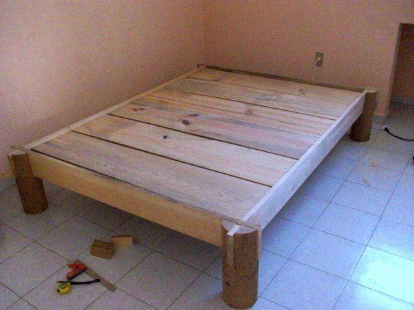 Как сделать кровать для 782