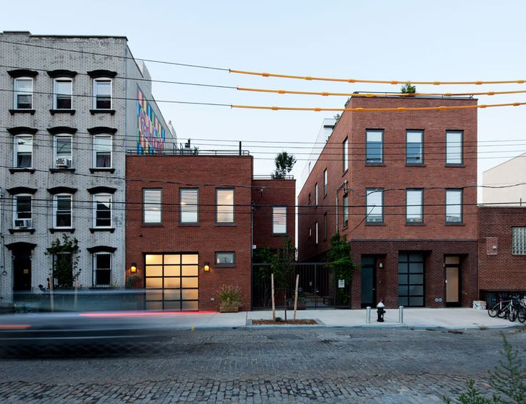 Red Hook Brooklyn Ny Cwb Architects Red Hook Apts Pinterest