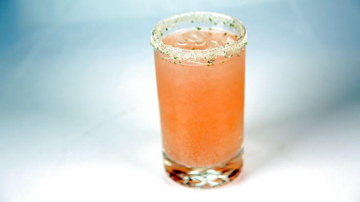 Strawberry Basil Soda   recipes i might actually make -ww-   Pinterest