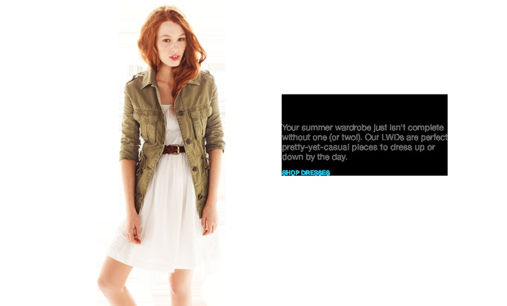Love this look from Gap