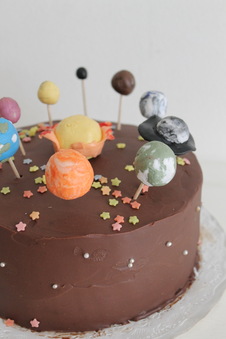 Planet Cake Images : Planet cake Carter s Space Party Pinterest