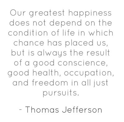 Famous Quotes By Thomas Jefferson Quotesgram