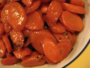 Glazed Carrots with Thyme and Cayenne | Recipes I want to try | Pinte ...