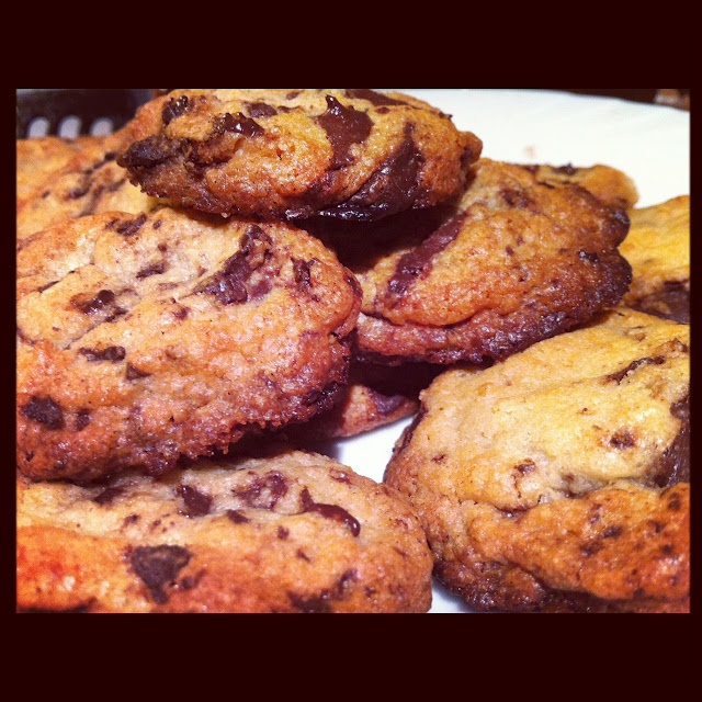 Salted Butter Chocolate Chip Cookies | food and yummy looking things ...