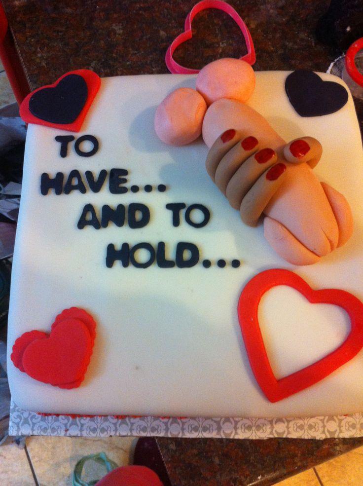 Birthday Cake Penis