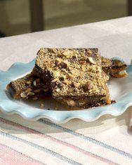 Milk Chocolate-Pistachio Tart | Recipe